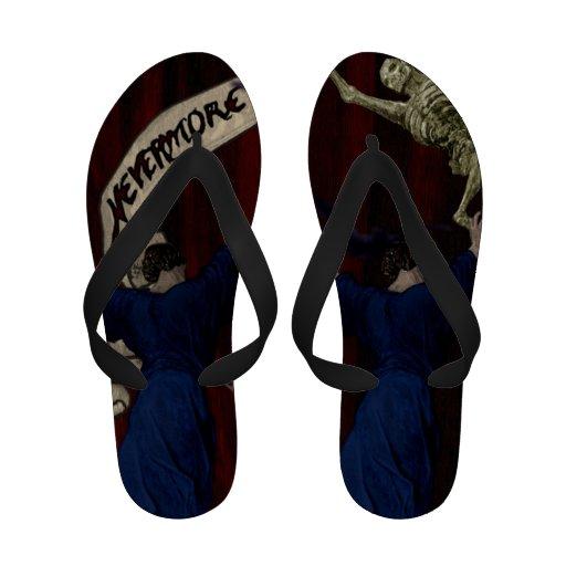 Nevermore... Flip Flops
