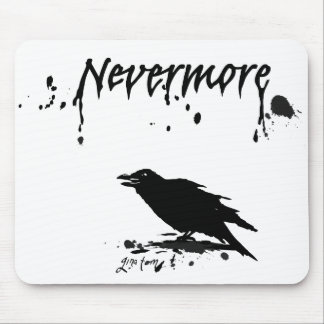 Nevermore Mouse Mat