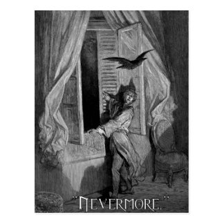 Nevermore Postcard