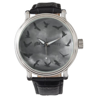 Nevermore Raven Novelty Bird Watch