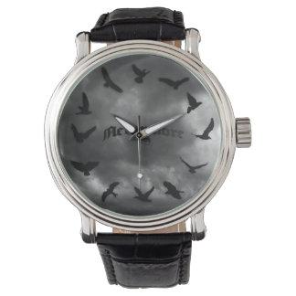 Nevermore Raven Novelty Bird Watch