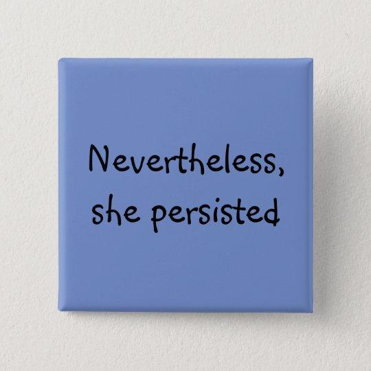 nevertheless button