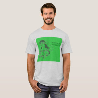 Nevertheless, she persisted (green) Men's T-Shirt