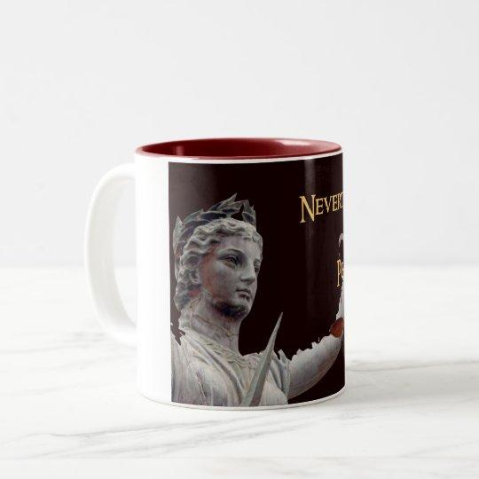 Nevertheless, she persisted Justice mug