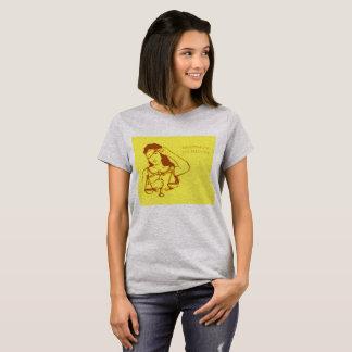 Nevertheless, she persisted (yellow) Women's T-Shirt