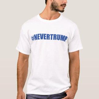 Nevertrump Anti Trump. T-Shirt