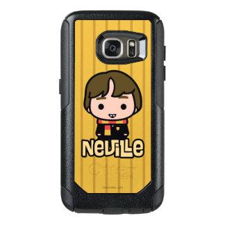 Neville Longbottom Cartoon Character Art OtterBox Samsung Galaxy S7 Case