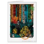 Neville Longbottom Collage 1 Card
