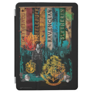 Neville Longbottom Collage 1 iPad Air Cover