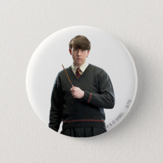 Neville Longbottom Crossed Arms 6 Cm Round Badge