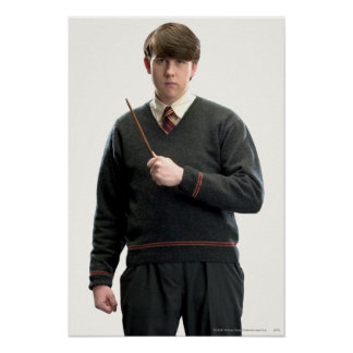 Neville Longbottom Crossed Arms Poster