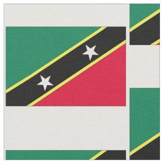 Nevis Flag Fabric