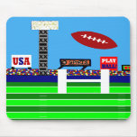 New 2012 Kids Football Mousepad Gift