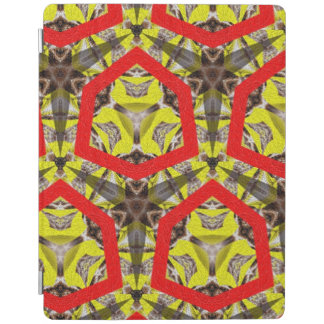 New abstract pattern iPad cover