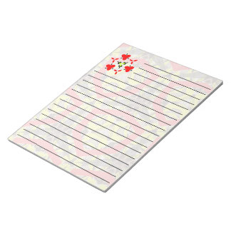 New abstract pattern notepad