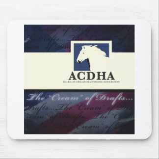 New ACDHA logo Mouse Mat
