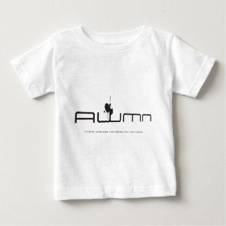 New Age AWMN Logo Black Baby T-Shirt