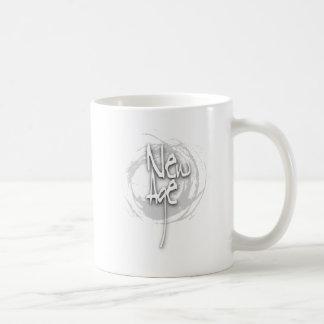 New Age Basic White Mug