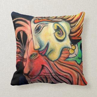 New age decorative pillow. cushion