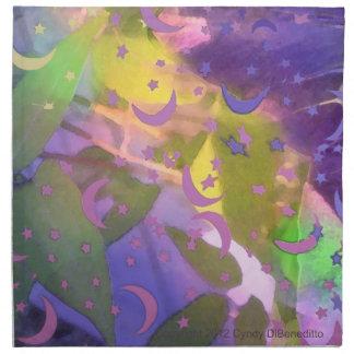 New Age Fantasy Napkin 4 Dreamers Never SLeep 1