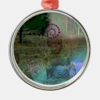 New Age Fantasy Spiritual Pagan Ornaments Buddha