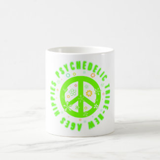 New age hipies - Psychedelic Tribe mug