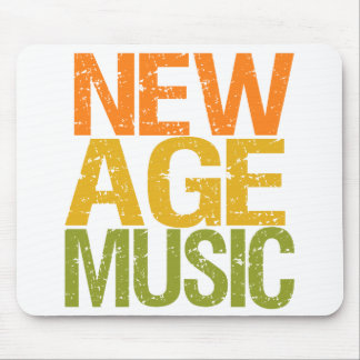 New Age Music mousepad