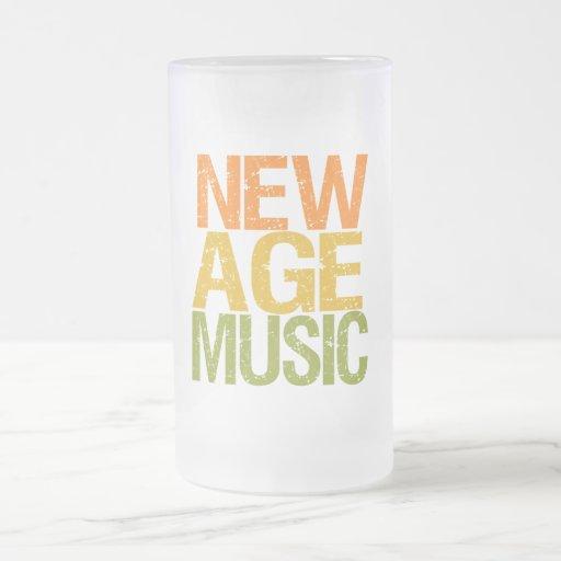 New Age Music mug - choose style & color
