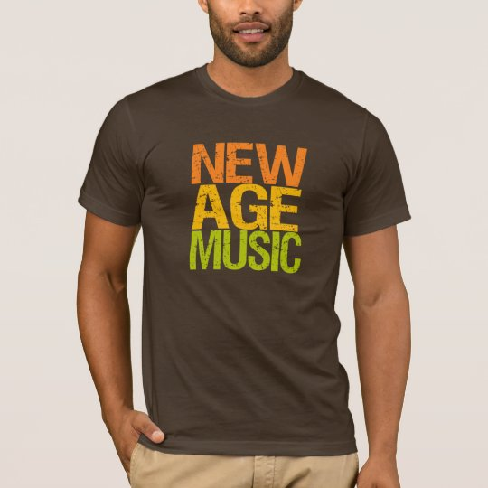 New Age Music shirt - choose style & color