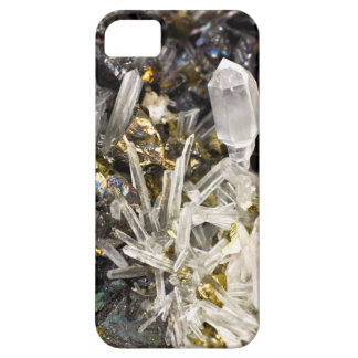 New Age Spiritual Crystal Rock Gemology Barely There iPhone 5 Case