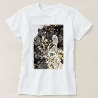New Age Spiritual Crystal Rock Gemology Tshirt