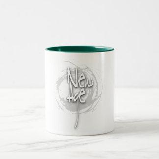 New Age Two-Tone Mug