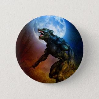 New Alpha 6 Cm Round Badge