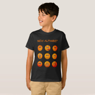 New Alphabet T-Shirt