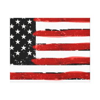 New America Canvas Print