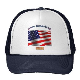 New American Citizen Cap
