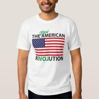 New American Revolution T-shirt