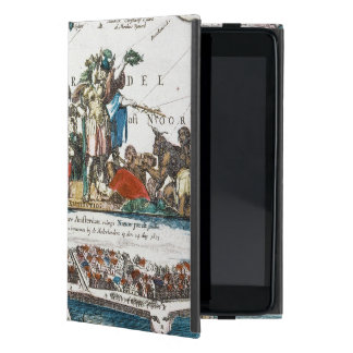 NEW AMSTERDAM, 1673 COVER FOR iPad MINI