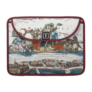 NEW AMSTERDAM, 1673 MacBook PRO SLEEVES