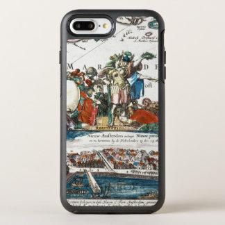 NEW AMSTERDAM, 1673 OtterBox SYMMETRY iPhone 8 PLUS/7 PLUS CASE