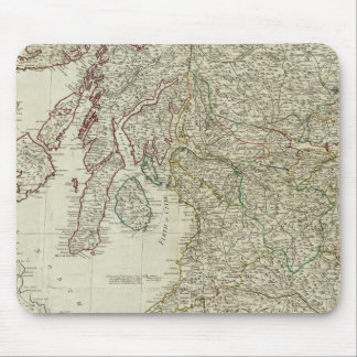 New and correct map of Scotland Mouse Mat