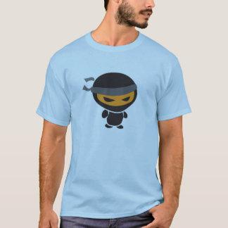 new angry ninja light t shirt