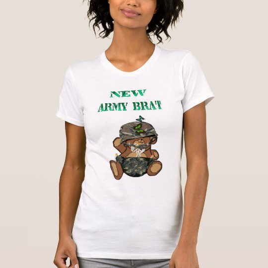 *New Army Baby T-Shirt