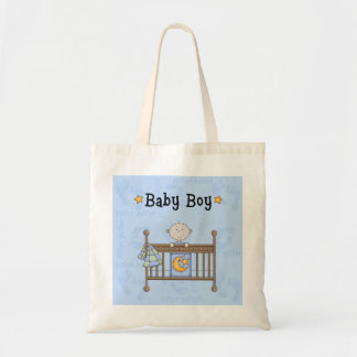 New Arrival Baby Boy Theme Diaper Tote Bag