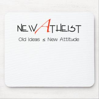 New Atheist old ideas new attitude Mouse Pad