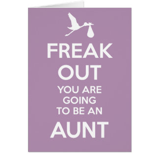 New Aunt Pregnancy Announcement