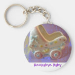 New Baby/Announcement Keychains
