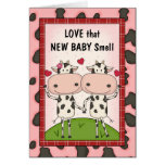 New Baby - Cows for New Parents