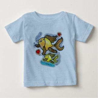 New Baby Fish Baby T-Shirt