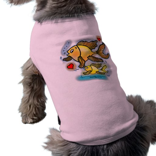 New Baby fish Pet T-shirt